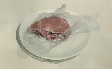 paquete de carne